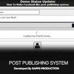 post publishing system,