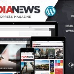 News Magazine Premium Theme 2014