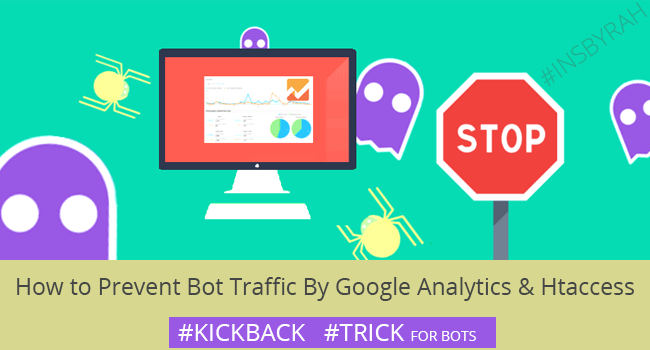 Prevent Bot Traffic from Google Analytics & Htaccess
