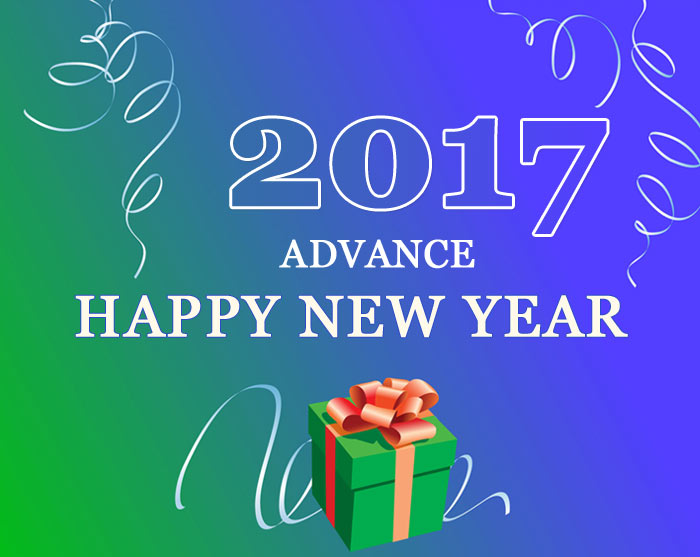 Happy New Year 2017 Greeting Cards, HD Images, Wallpaper, Pics & Whatsapp DP