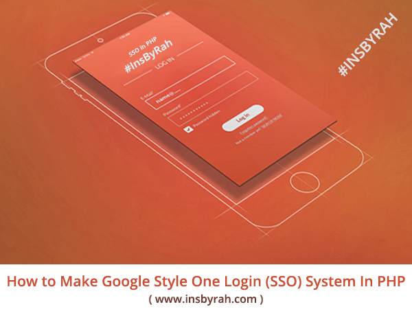 How to Make SSO Single Sign On System In Php