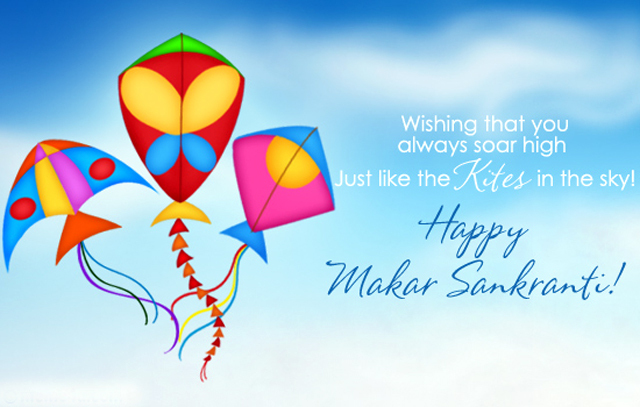 Happy Makar Sankranti 2017 HD Images & Photos