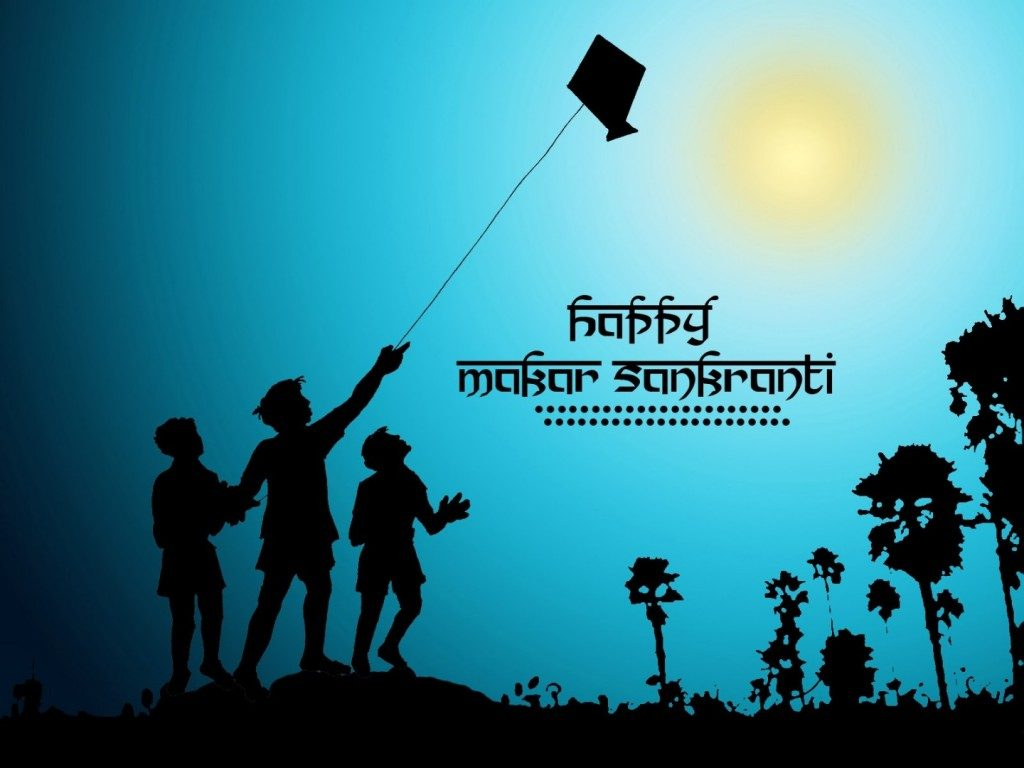 Happy Makar Sankranti 2017 HD Photos & Pics