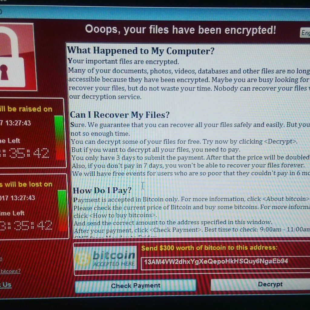 How to know Ransomware Attack
