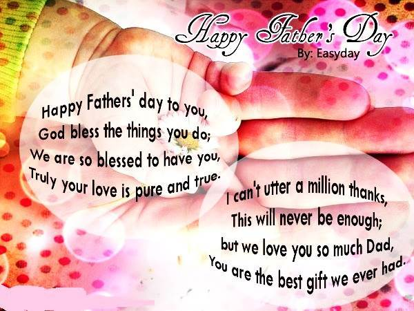 Happy Fathers day best whatsapp Status Lines