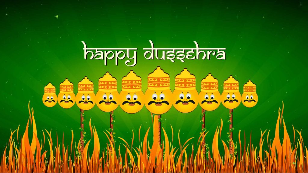 Dussehra Celebration 2018 HD Images