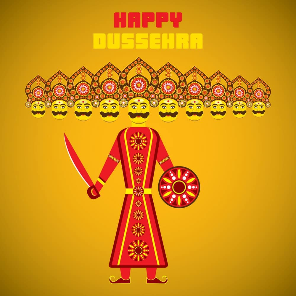 Happy Dussehra HD Image Pic