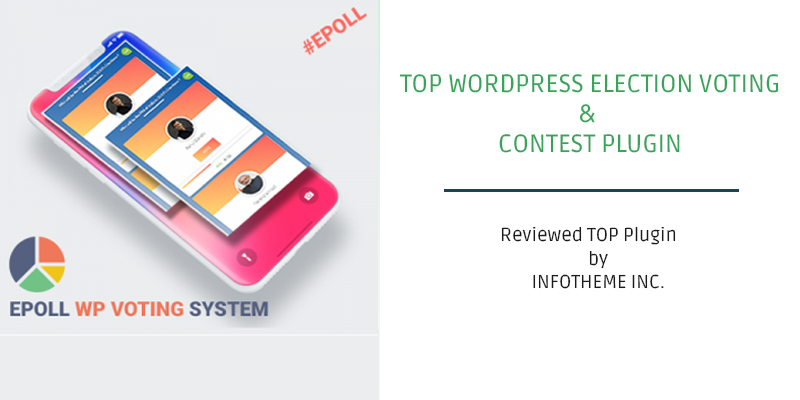 TOP WordPress Election Voting / Contest Plugin Review 2019